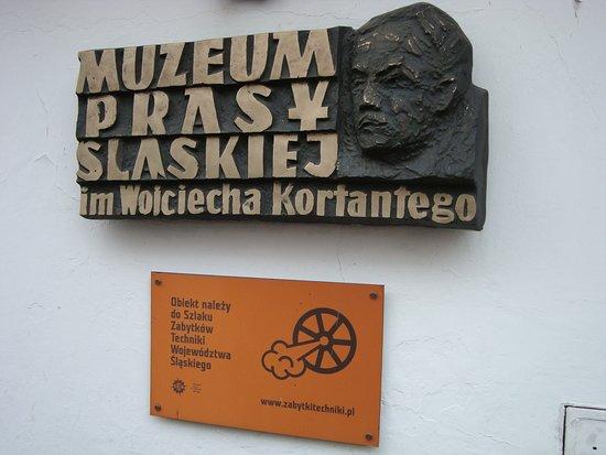 Museum of Silesian Press them. Wojciech Korfanty in Pszczyna