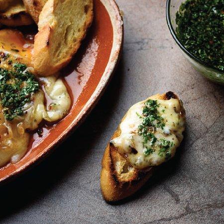 Provoleta, puro queso, puro sabor.