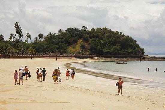 Schooner tur til Ilha dos Frades og Itaparica fra Salvador