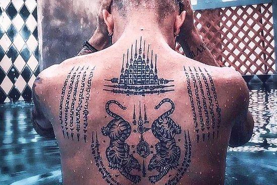 La tournée de tatouage sacré de Sak Yant (privé et tout compris)