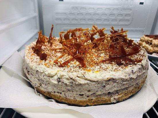 choclate cheese cake