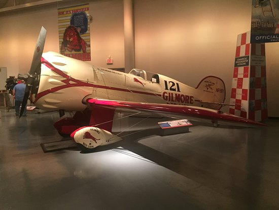 Patterson, LA: Wedell-Williams racer
