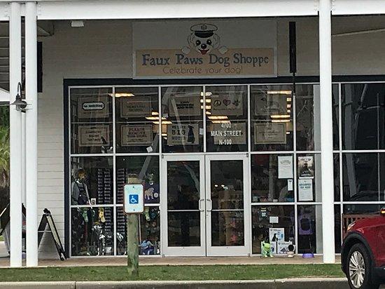 Faux Paws