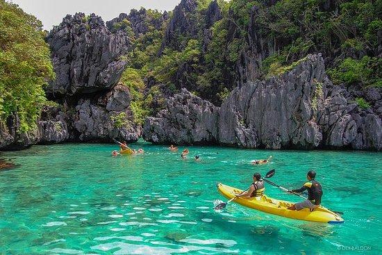 Palawan: Puerto Princesa et El Nido - 4 jours et 3 nuits