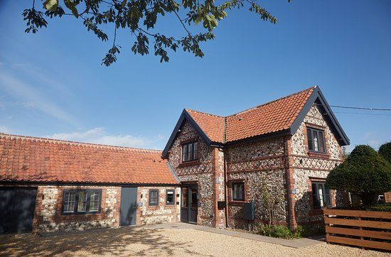 Anna's House. A great place to stay if you are visiting THornham on the Norfolk coast