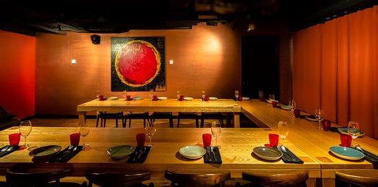 Hanoi Private Dining Room