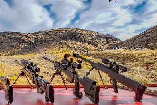 Forfait de tir Apocalypse 12 à Adrenaline Mountain