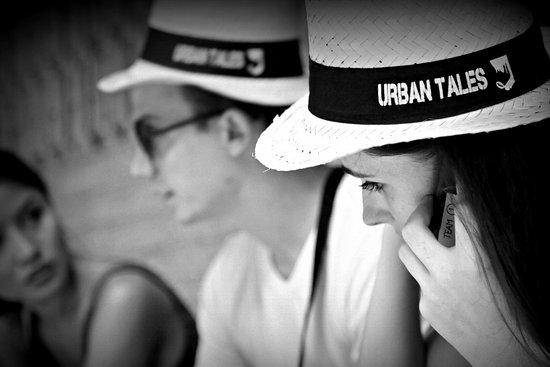 Urban tales Lisbon - a unique scenario adventure with actors