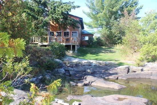 Tamarack, guest cabin