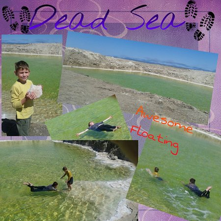 """Hentiesbaai, นามิเบีย: Our version of """"Dead sea"""" No specific tag, Ask our travel agents for tips and location."""
