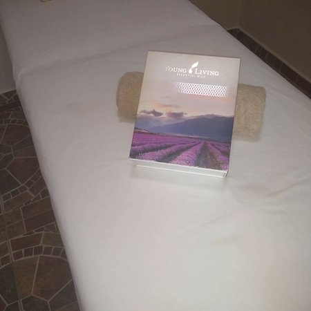 El Sauzal de Rodríguez, Мексика: This here is our massage therapy and facials area. Everything is clean and new. Quiet and relaxing.
