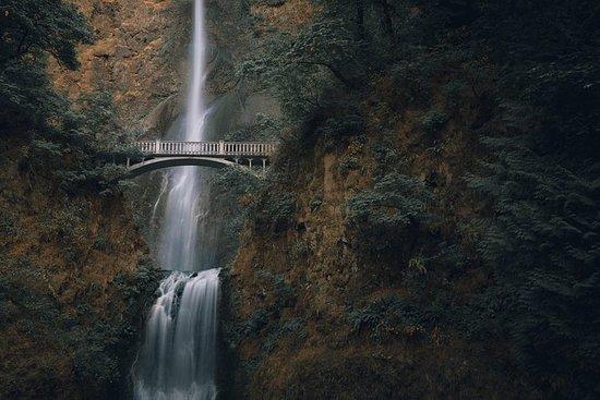 Visite des cascades de Gorge Columbia...