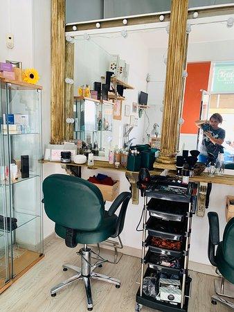 El Tablero, Spain: Centro de estetica y peluquería