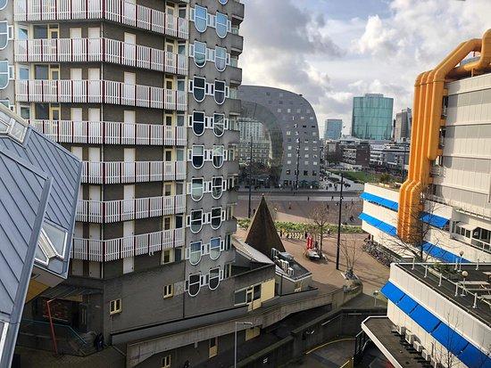 Kunstkubus Rotterdam