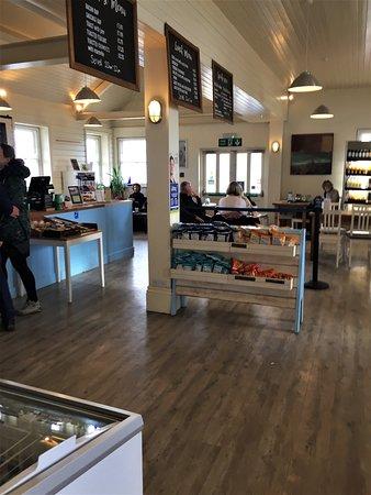 7.  Birling Gap Cafe