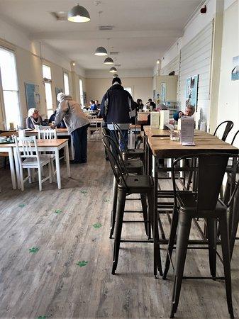 10.  Birling Gap Cafe