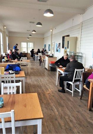 11.  Birling Gap Cafe