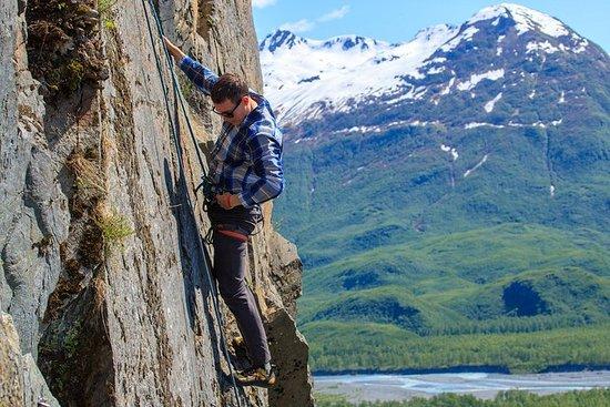 Guided Rock Climbing – fénykép