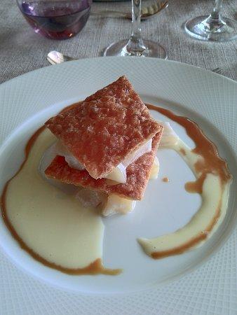 Les Lucs-sur-Boulogne, Fransa: Millefeuille frais aux poires
