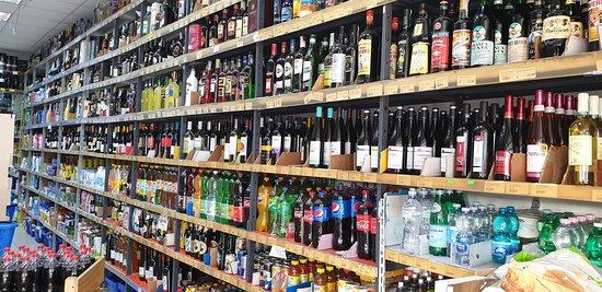 Vini Siciliani, Bibite, Acque minerali, alcolici, superalcolici