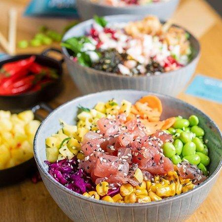 In fünf einfachen Steps könnt ihr eure Lieblingszutaten kombinieren und eine Bowl kreieren, die genau eurem Geschmack entspricht!