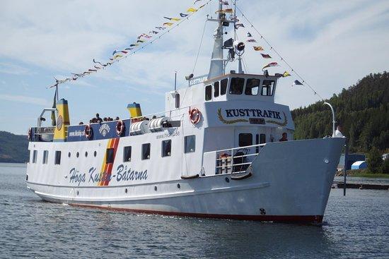 Höga Kusten-Båtarna