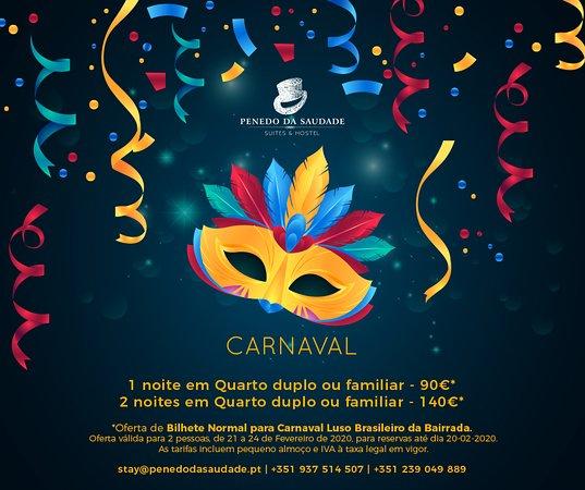 Coimbra District, Portugal: Carnaval