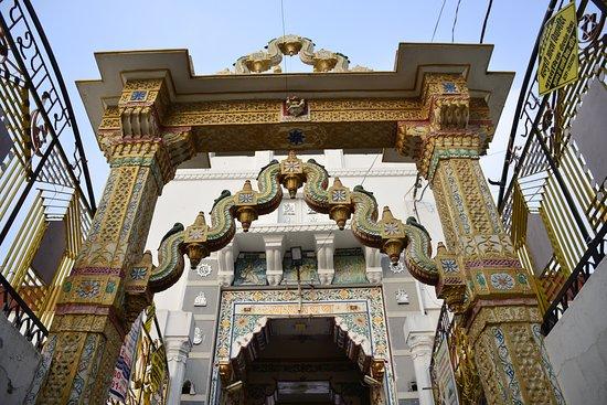 Τζοντπούρ, Ινδία: Temple of  Jodhpur..