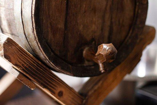 ¿un poco de Vino?