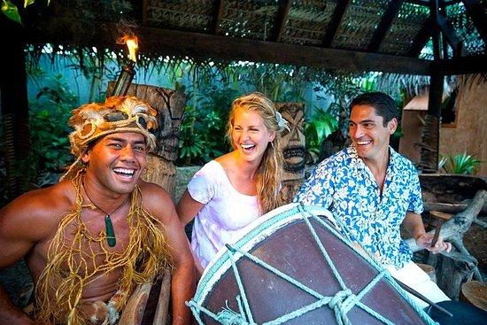 Cook Islands Cultural Village Tour at...