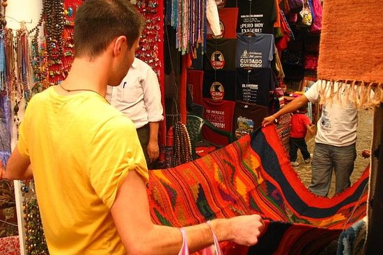 Shopping Tour in Guatemala City from...