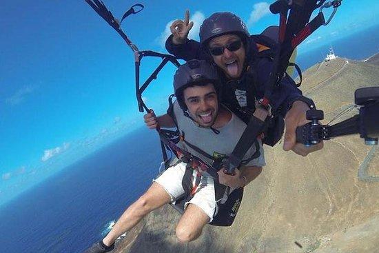 Gleitschirmfliegen Gran Canaria