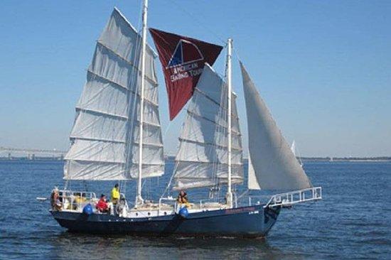 Histoire de Chesapeake Bay Sailing...