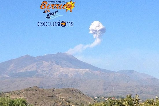 excursions - ETNA and TAORMINA