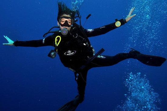 PADI Discover Scuba Diving a Sharm el