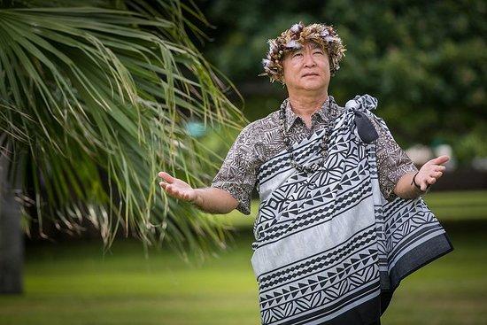 Visite de la culture hawaïenne...