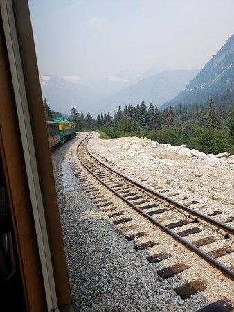 Stikine Region, Canada: White Pass & Yukon Railway