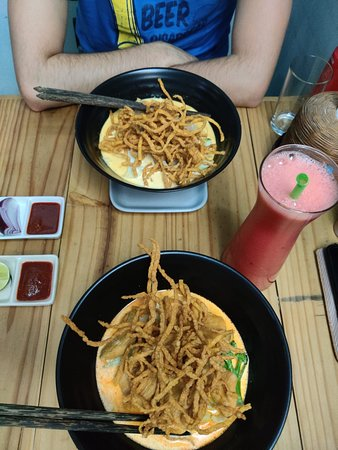 Best food ever tasted in Thailand