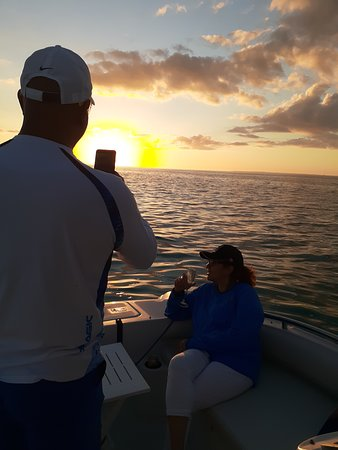 A must do visiting the keys, a sunset cruise.