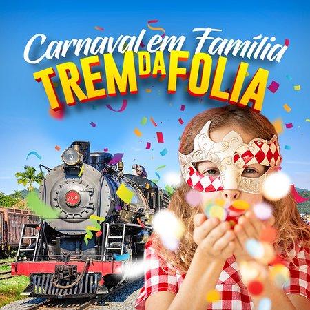 Trem da Folia, Carnaval em família.