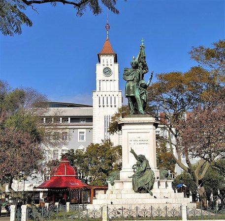 Monumento Marques Sá da Bandeira