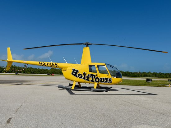 Marathon Shores, FL: Tour the beautiful Florida Keys in our Robinson R44 Helicopter.