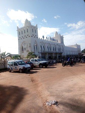 """Greater Accra, กานา: La gare de train """"SITARAIL"""" de Bobo-Dioulasso (Burkina Faso)"""