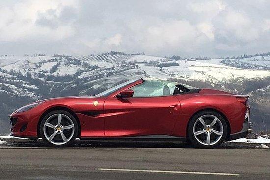 Essai routier à Ferrari Portofino de...
