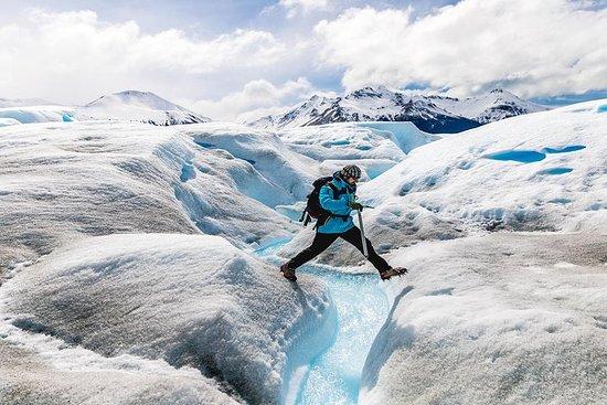 Minitrekking im Perito Moreno...