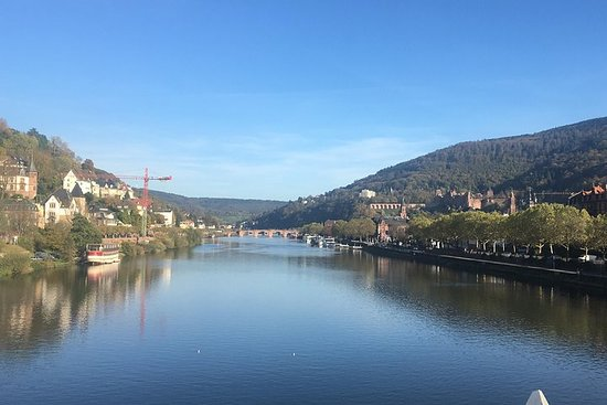 Private day excursion from Heidelberg with Mercedes S-class