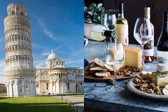 Private Pisa, amateurs de pâtes et de vins du Chianti, découverte du...