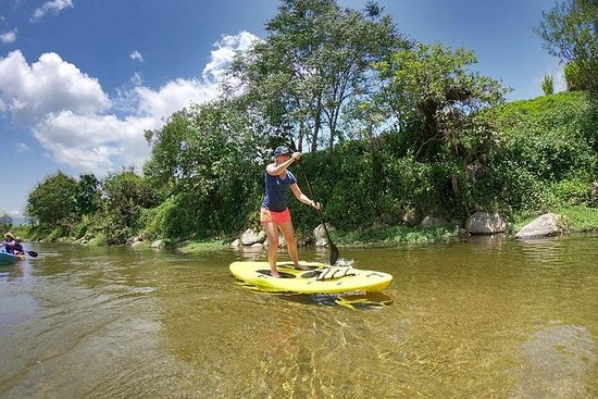 Tour autoguidato di Babinda Half Day o Full Day Paddle Board