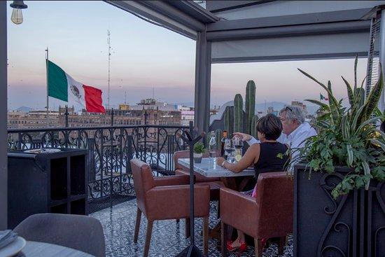 Don T Pass Up The Tasting Menu Review Of El Balcon Del Zocalo Mexico City Mexico Tripadvisor
