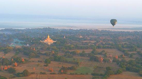 Bagan, Μιανμάρ: Huge experience.